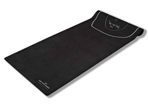 "Basquiat ""Now's The Time"" Rubber Yoga Mat"