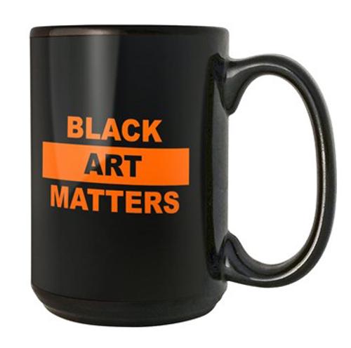 Black Art Matters Mug