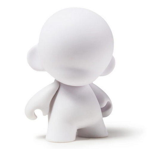 "4"" MUNNY Blank Art Toy"