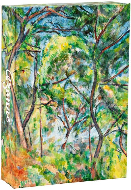 Cezanne Landscapes FlipTop Notecards