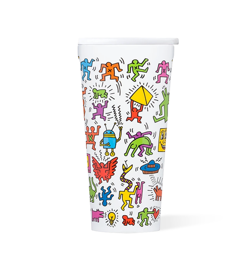 Corkcicle x Keith Haring Pop Party Tumbler
