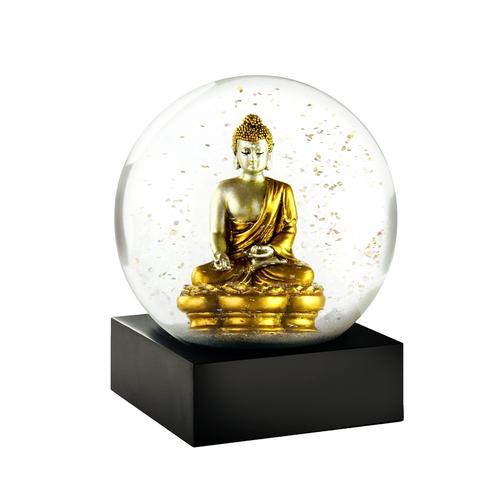 Mini Buddha Snow Globe