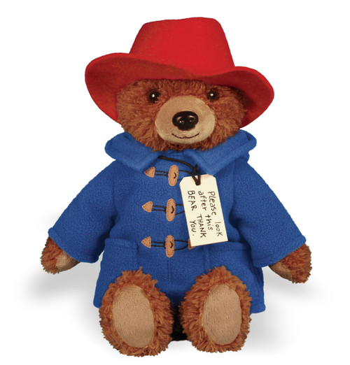 "Paddington Bear 8.5"" Soft Toy"