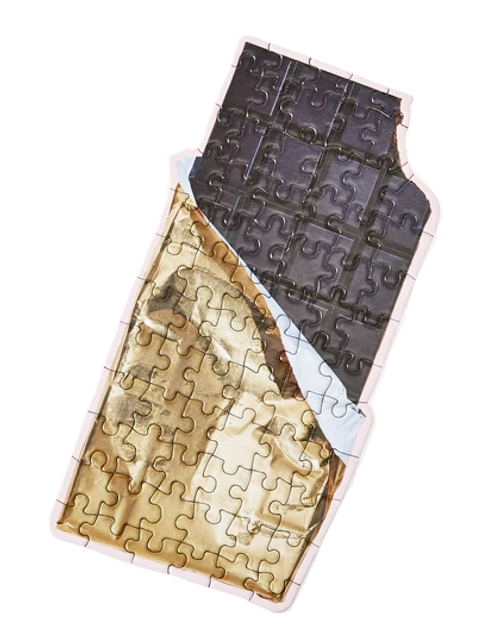 Chocolate Bar Little Puzzle