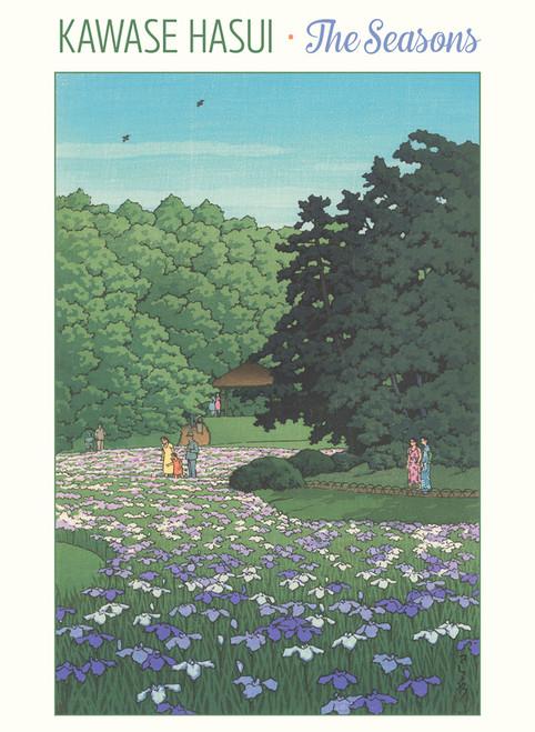 Kawase Hasui: The Seasons Boxed Notecards