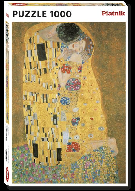 Klimt, The Kiss  Puzzle - 1000 Pieces