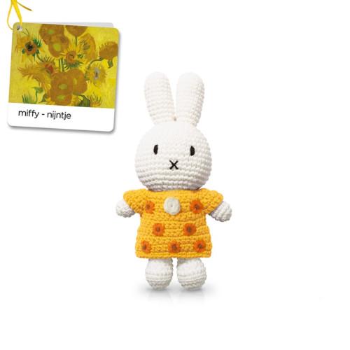 Miffy Handmade in Sunflower Dress