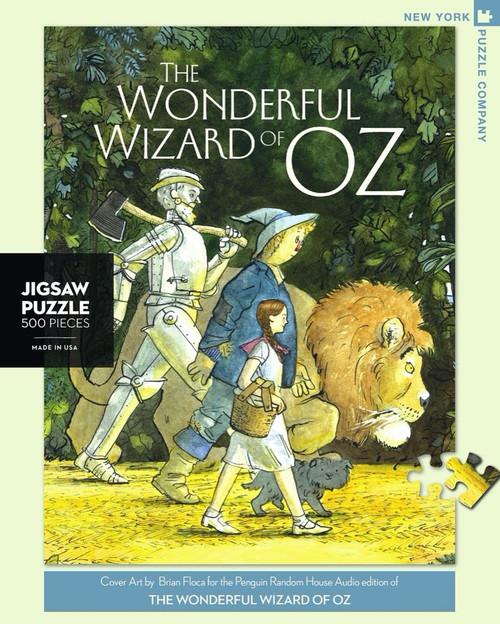 Wizard of Oz Puzzle - 500 Pieces