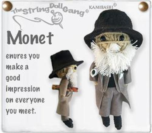 Monet String Doll Key