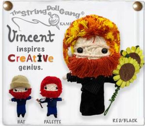 Vincent String Doll Key