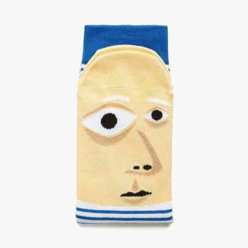 """Feetasso"" Socks"
