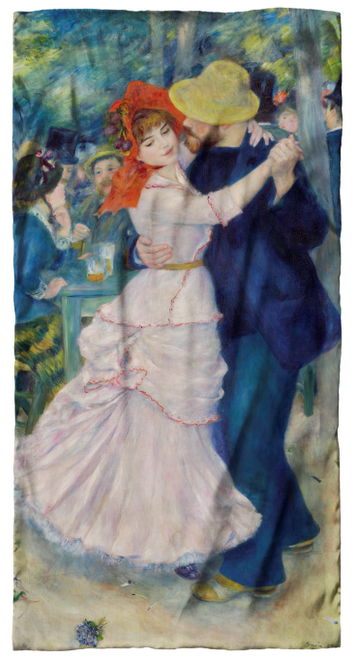 Dance at Bougival Scarf