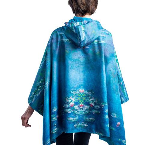 Monet, Water Lilies Raincaper