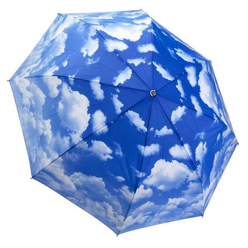 Clear Skies Mini Umbrella
