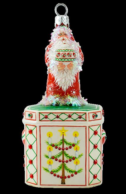Santa for Mimi Ornament