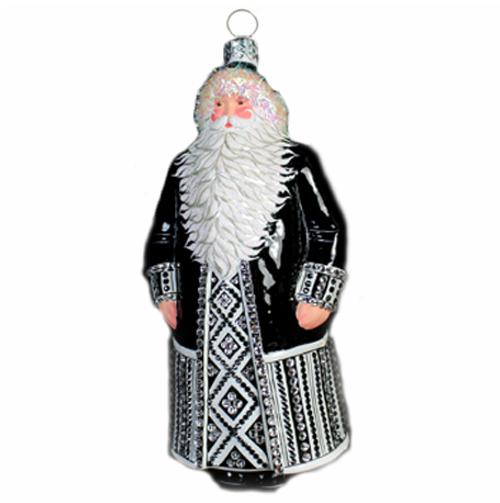 Dazzling Claus Ornament