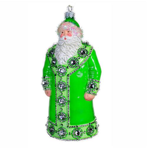 Renaissance Claus Ornament