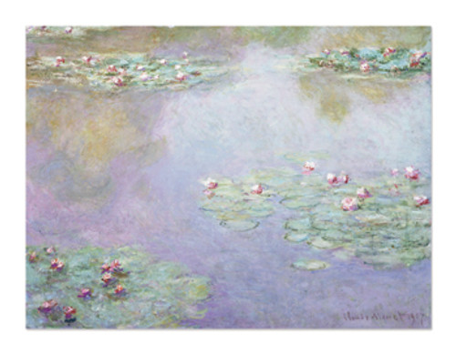 Monet, Water Lilies Placemat