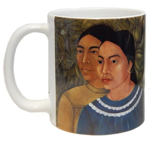 Frida Kahlo, Dos Mujeres Mug