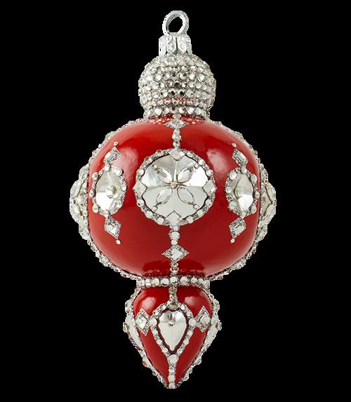 Patricia Breen Versailles Reflector Ornament