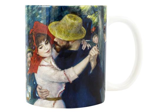 Renoir, Dance at Bougival Mug