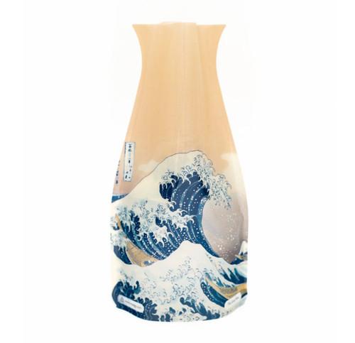 Hokusai The Great Wave Vase