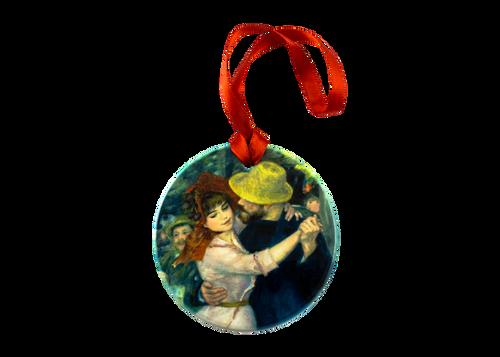 Renoir, Dance at Bougival Ornament