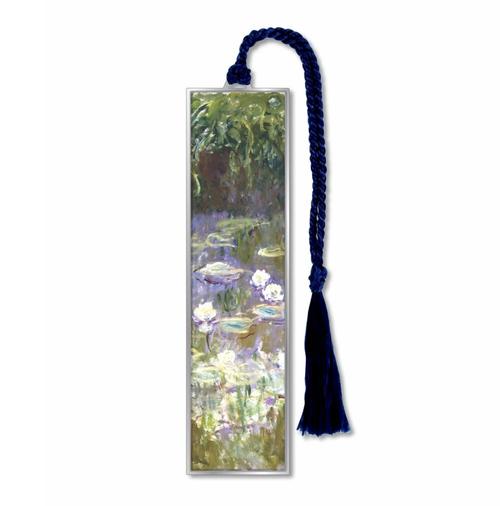 Monet, Waterlilies Bookmark