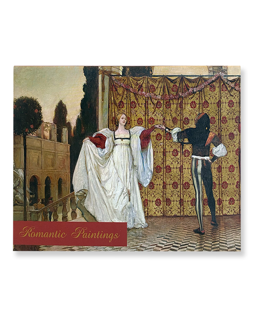 MFA Romantic Painting Notecard Box
