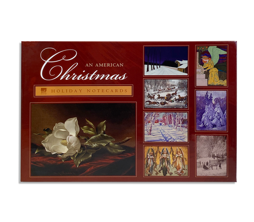MFA An American Christmas Holiday Card Assortment