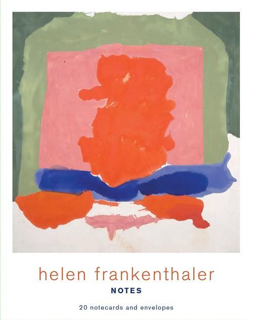 Helen Frankenthaler Notecard Box