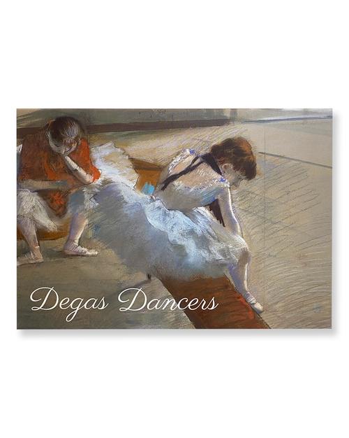 Degas Notecard Box