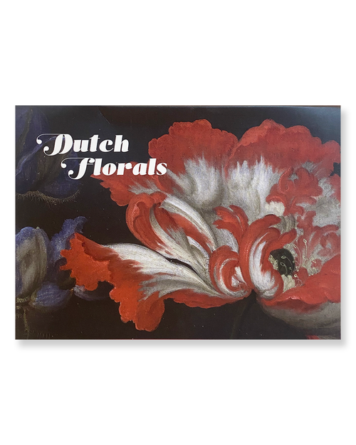 Dutch Florals Notecard Box