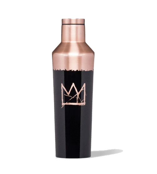 Corkcicle x Basquiat Crown Canteen