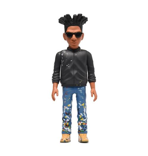 Jean-Michel Basquiat Vinyl Collectible Doll