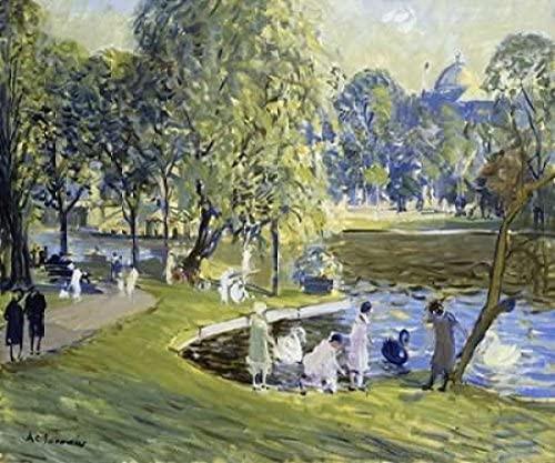 Arthur Clifton, Goodwin Across the Public Garden