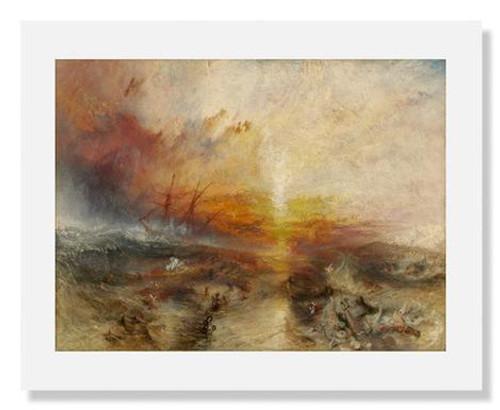 Joseph Mallord William Turner, Slave Ship