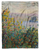Monet, Flower Beds at Vetheuil Scarf
