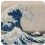 Hokusai Great Wave Coaster