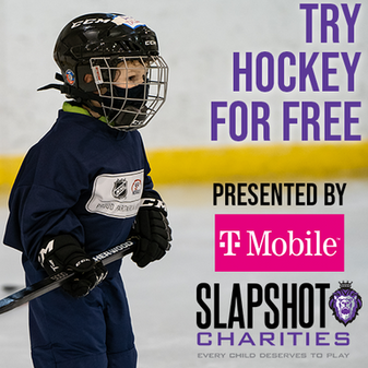 Try Hockey for FREE - 11/6/21   -Birth Years: 2013-2016