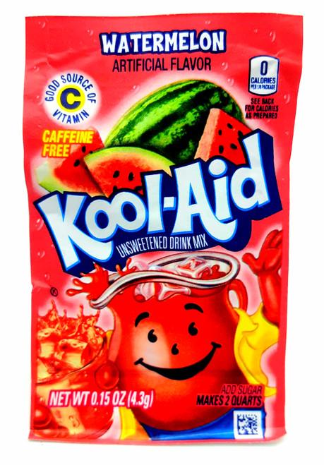 Kool-Aid Watermelon Flavor 4.3g