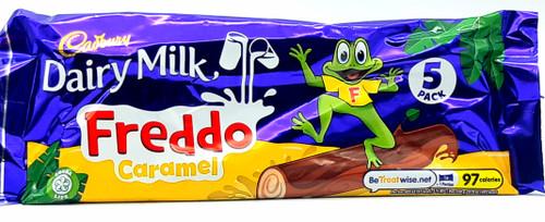 Cadbury Freddo Caramel 5 Pack 97.5g