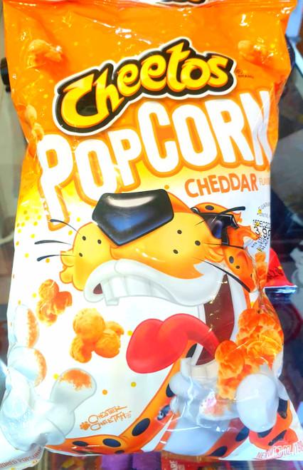 Cheetos Cheddar Popcorn