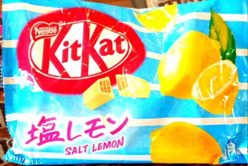 Kit Kat Salt Lemon