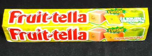 Fruit-Tella Sour Citrus Mix 41g