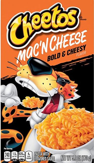 Cheetos Mac 'N Cheese Bold & Cheesy