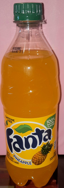Fanta Pineapple 591ml