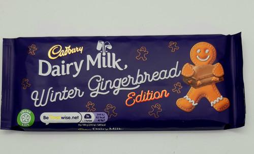 Dairy Milk Gingerbread