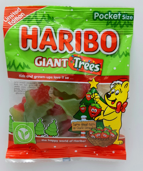 Haribo Giant Trees UK
