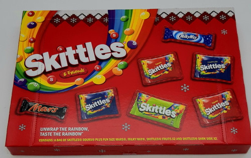 Skittles and Friends Selection Box
